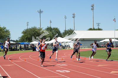 Men's 800m Trials