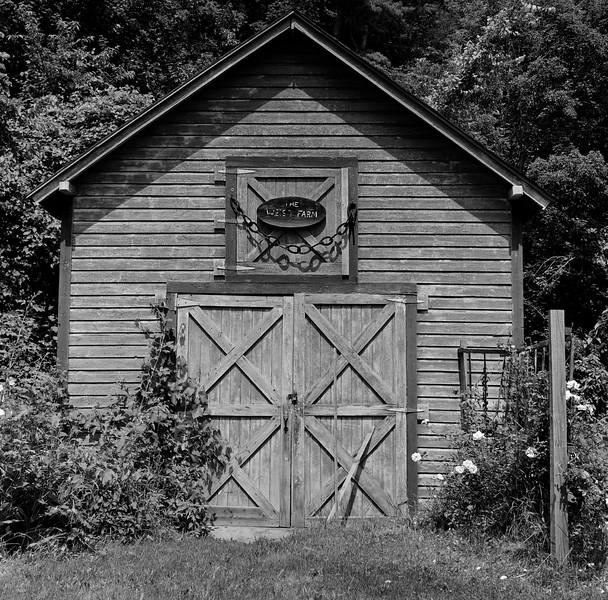 West Farm, Lake George, NY. July 2000