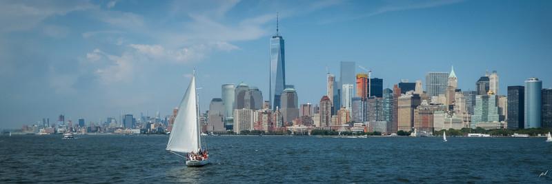 NYC Sail Away