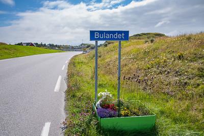 Bulandet Værlandet