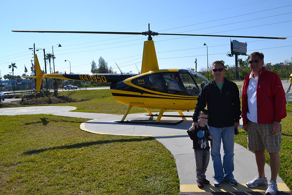 Helicopter Ride 2013