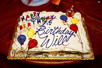 Will Birthday 2006