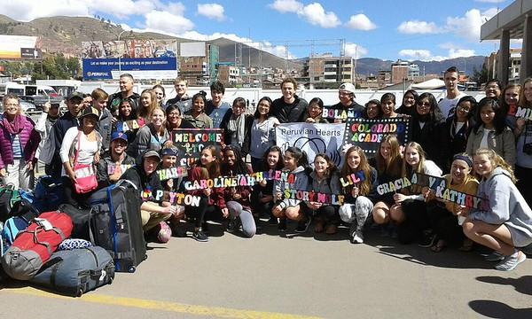 2017 Colorado Academy Upper School Peru