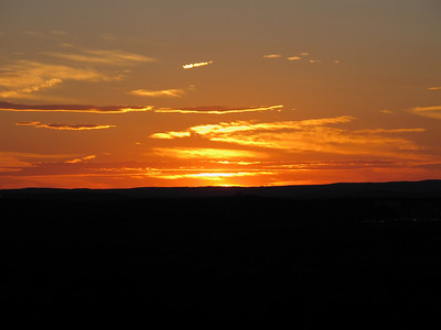 Sunset at Fruitlands 07-18-2010 G11