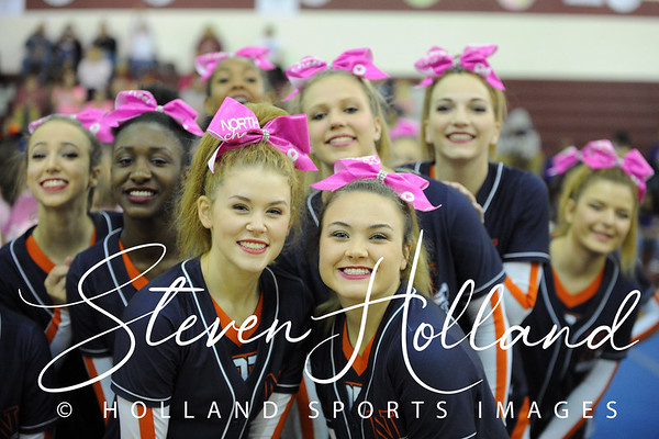 Cheer:  Broad Run Believe in a Cure - North Stafford 10.17.2015 (by Steven Holland)