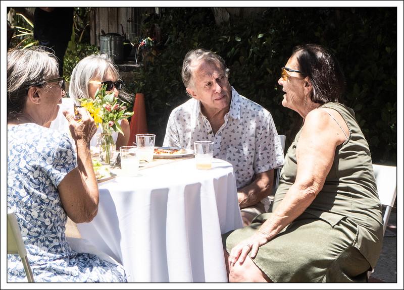 Jean Isaacs' Retirement Event - 27 June 2021