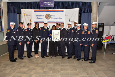 Nassau County Fire Commission Awards Ceremony 4-27-16