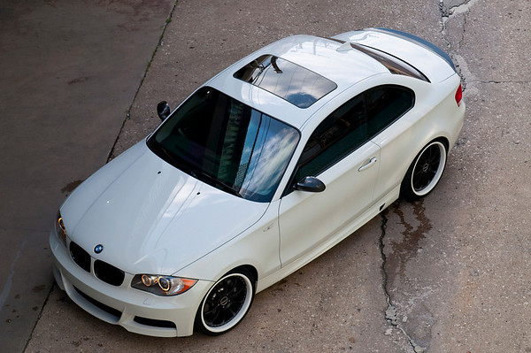 BMW 135 and M3/4 shoot