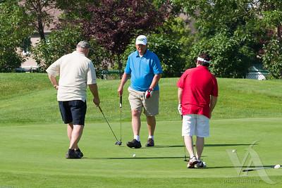2011.07.04 - GPK Centennial: Golf Tournament