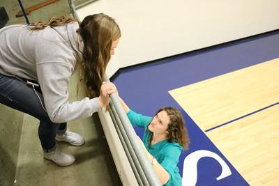 Sub State Varsity Ladies Basketball vs. Phillipsburg 2017