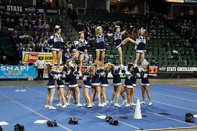 Meadowdale at State 2017