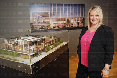 Schnitzer West executives Pam Hirsch and Steve Cook speak about their company's Centre 425 development project