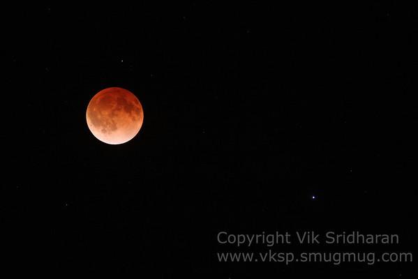 Lunar Eclipse - April 2014