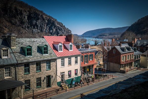 Photography Class - Harpers Ferry WV 3-10-18