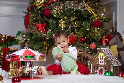 Anaiya's Photoshoot Navidad