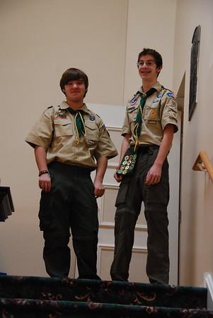 2015 Scout Sunday