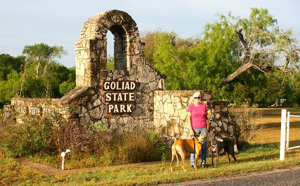 RVing 2013 Spring Goliad TX