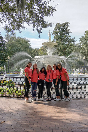 Girl Scout Savannah Tour