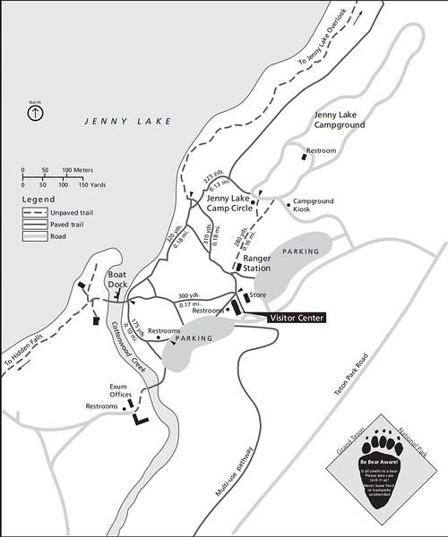 Grand Teton National Park (Jenny Lake Area)