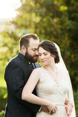 anne + chuck wedding