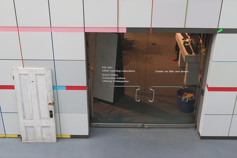 Day 6 - MIT Media Lab lobby