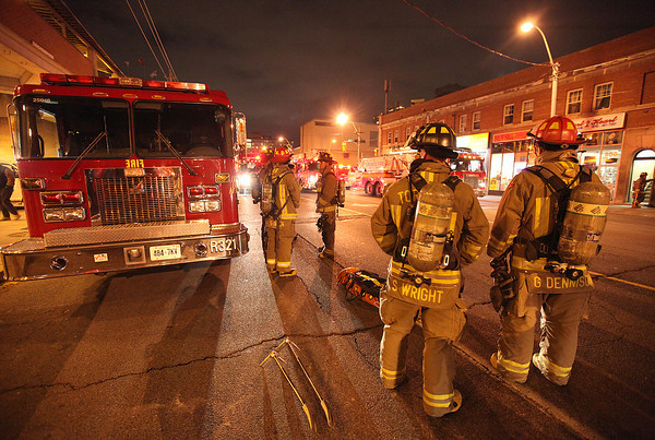 November 19, 2010 - 2nd Alarm - 254 Eglinton Ave. East