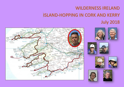 Wilderness Ireland Island-hopping in Cork and Kerry, July 2018