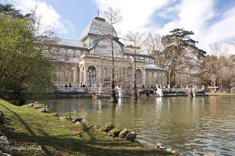 Sun 3/06 in Madrid: the Crystal Palace