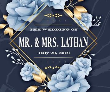 Elizabeth & Luther's Wedding!