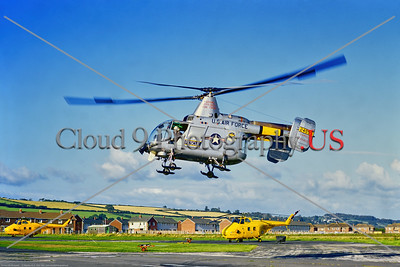 Kaman HH-43 Huskie US Air Force Military Helicopter Pictures