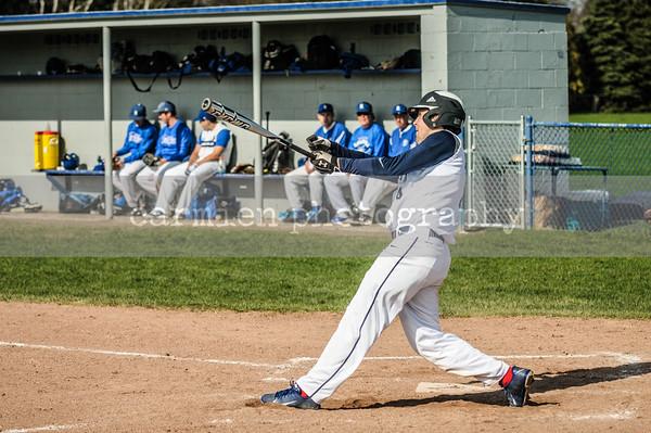 John Glenn Baseball 5/6/14