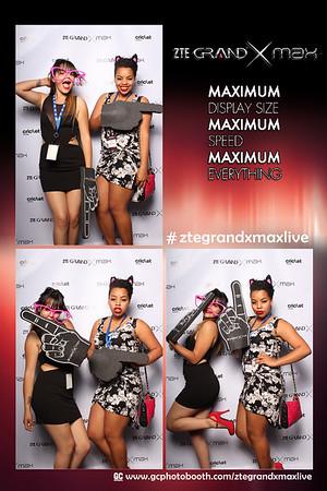 ZTE Grand X Max Live