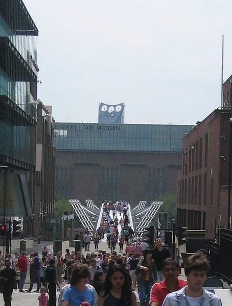 The Millenium Birdge, London