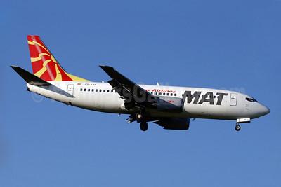 MAT - Macedonian Airlines (1st)