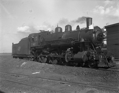 C&NW 4-6-0