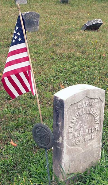 Samuel Cherry Grave *