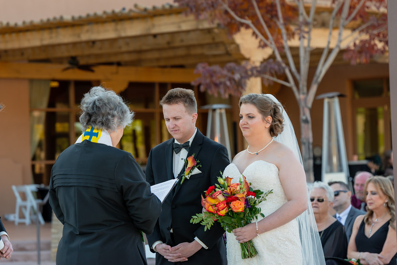 Sandia Hotel Casino New Mexico October Wedding Ceremony C&C-89.jpg