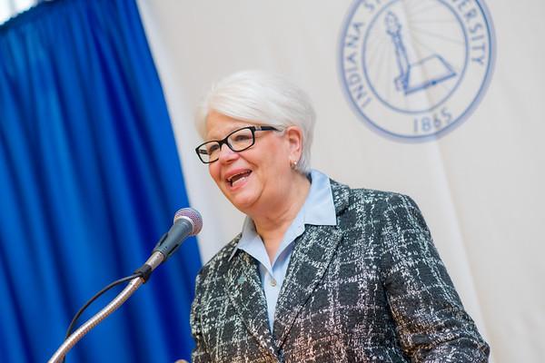 Dr. Deborah Curtis Welcome Reception, 2017