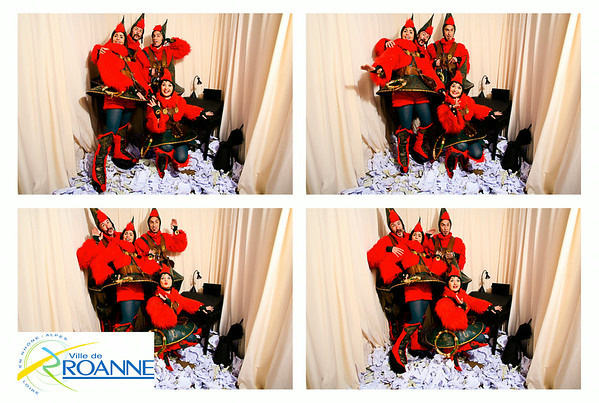 Ville de Roanne: Les Givrés de Noël 2011