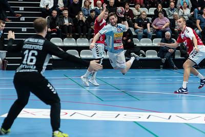 21-11-2018 SønderjyskE - Aalborg Håndbold