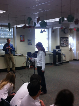 4th Grade Fall Events (Poetry Jam and Thanksgiving Assembly)