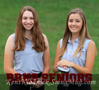 2016 RRHS Golf Girls