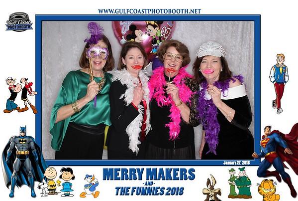 Merry Makers & The Funnies 2018