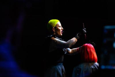 Hairdustry x Presley Poe Show