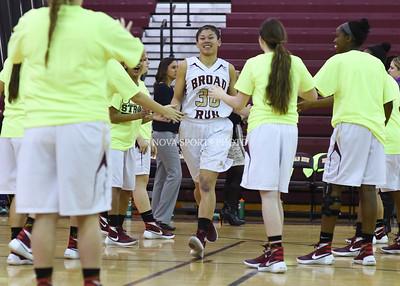 Girls Basketball: Briar Woods vs. Broad Run 2.8.16