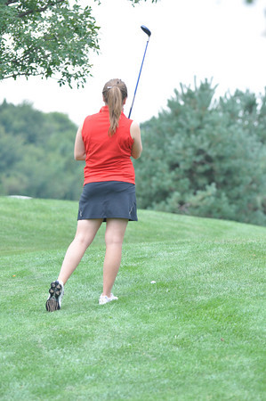 Girls Golf - Waverly Dual - 2009