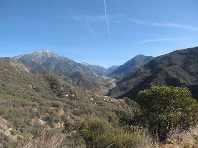 San Bernardino Forest Service Road 1N12  - 12/23/07