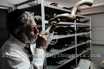 20190926 Shofar Manufacturing Ahead of the Jewish New Year