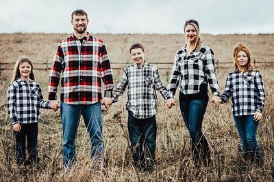 A + H Family Photos