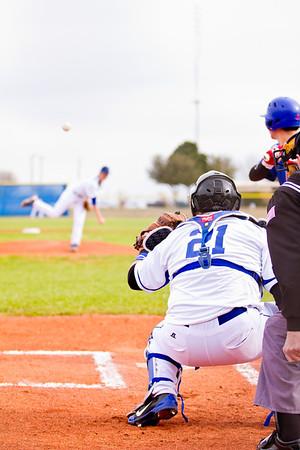 ACHS Baseball vs Cooper JV 2-19-13